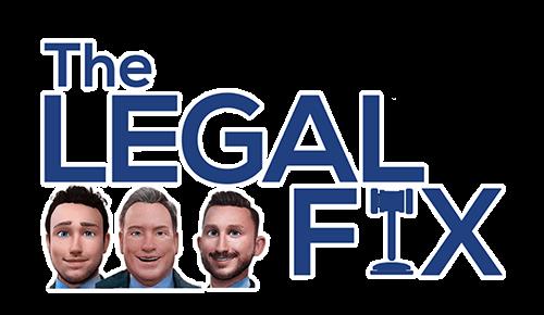 The legal fix logo